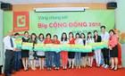 Big C khuyến khích nhân viên chia sẻ cùng cộng đồng