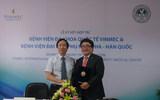 Vinmec hợp tác với bệnh viện phụ nữ hàng đầu Hàn Quốc