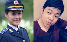 MC Thu Hà đẹp lạ, Quang Lê