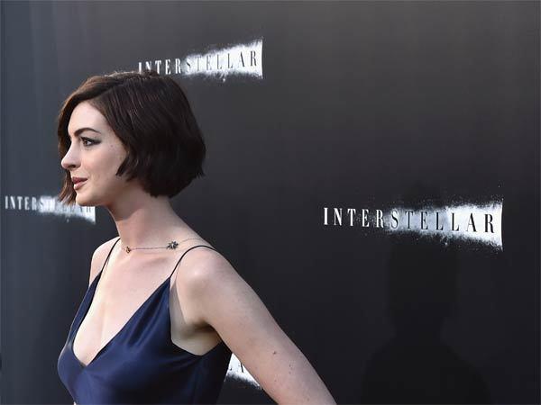 Anne Hathaway, Interstellar, Christopher Nolan