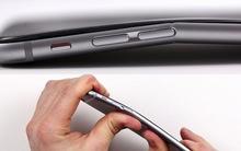 Apple âm thầm tăng sức chịu lực cho vỏ iPhone 6 Plus?