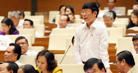 'Anh hùng Phạm Tuân mong QH bàn kỹ sân bay Long Thành'