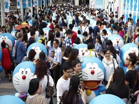 Trung Quốc buộc tội Doraemon 'hủy hoại tư tưởng giới trẻ'