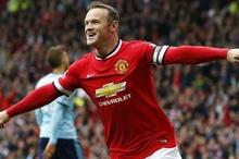 Rooney sẵn sàng, nhưng Falcao lỡ trận derby