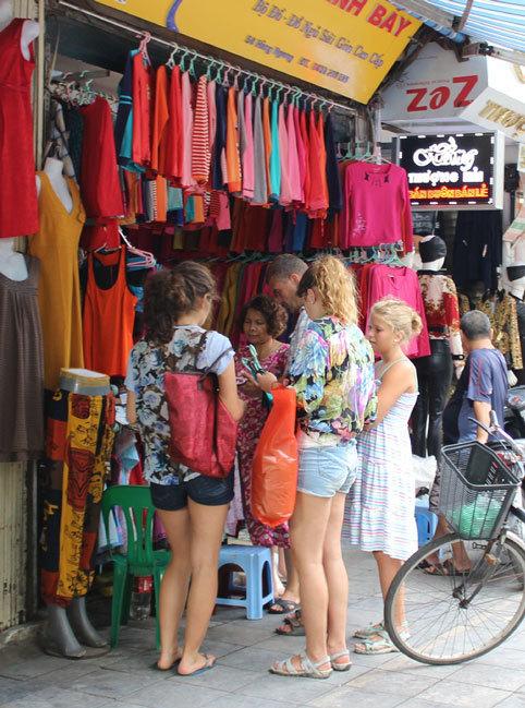 khách du lịch, du lịch Việt Nam