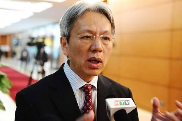 từ chức, luật Tổ chức chính phủ, Nguyễn Sĩ Dũng