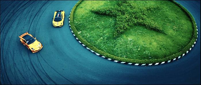 Trailer, 'Tốc độ và đường cong', siêu xe, phim