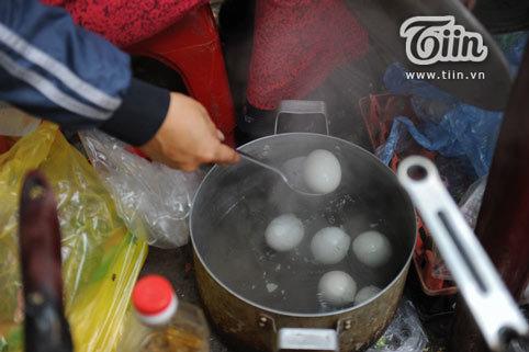 quà vặt, đồ ăn sáng, Hà Nội