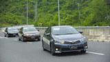 Phấn khích với cảm giác lái thú vị trên Corolla Altis 2014