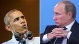 """Putin """"đánh bại"""" Obama thành lãnh đạo quyền lực nhất"""