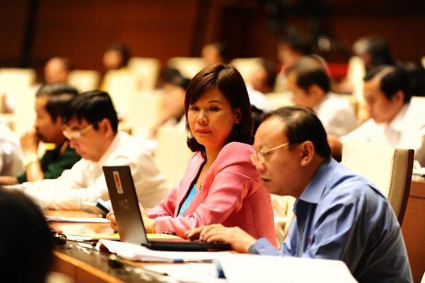 nghị trường, Nguyên Lâm, Hoàng Hữu Phước, Quốc hội, Trương Trọng Nghĩa, cử tri