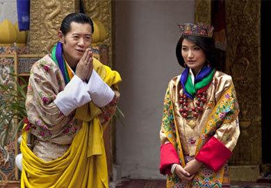 Bhutan, hạnh phúc