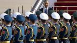 """Thách thức """"ngập đầu"""" Obama trong chuyến đi châu Á"""