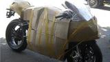 Vận chuyển xe máy bằng xe khách là phạm luật?