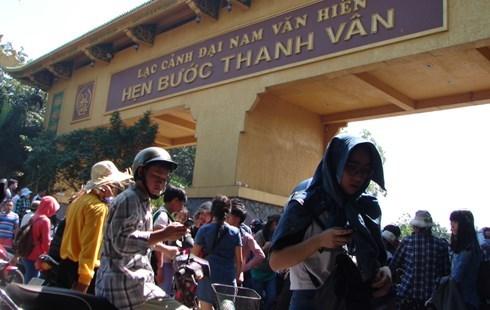 Khu du lịch Đại Nam mở cửa miễn phí hết năm 2014