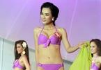 Cận cảnh nhan sắc nữ công an đi thi Hoa hậu