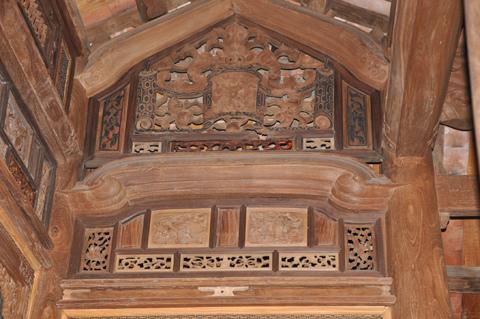 nhà-cổ, Quảng-Nam, kiến-trúc, nhà-rường, Tiên-Cảnh