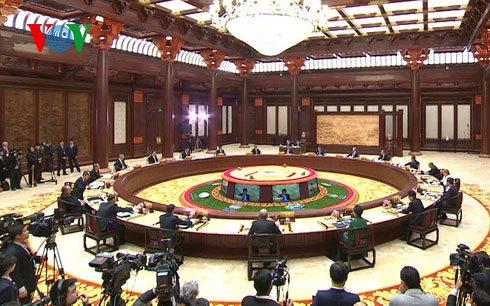 APEC quyết tâm đẩy mạnh kết nối toàn diện