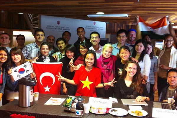 VYLA, học bổng Lãnh đạo trẻ Việt Nam, Vietnam Young Leader Award, ĐH Indiana, Trần Ngọc Anh, chính sách công, thạc sĩ, tiến sĩ, học bổng, công chức