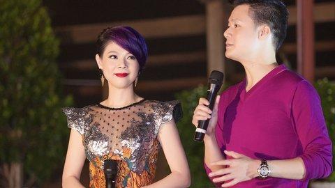 Cặp trai tài gái sắc : Nghi ngờ Thanh Thảo lại 'cặp kè' với Quang Dũng