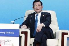 Chủ tịch nước nêu thách thức ở Biển Đông tại APEC