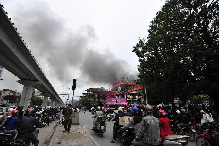 cháy; Nguyễn Quý Đức