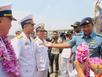 Tàu Hải quân VN thăm Indonesia