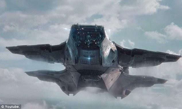 vũ khí, tàu sân bay, trên không, quân đội Mỹ, phát triển, dự án