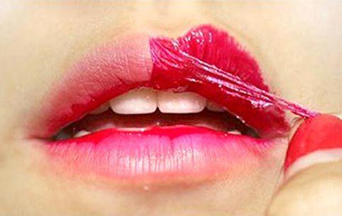 làm đẹp, xăm môi, lột da