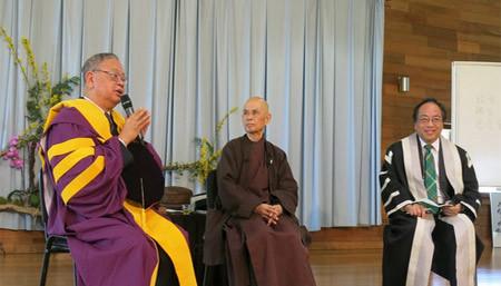 Thiền sư Thích Nhất Hạnh, đối thoại, giới trẻ, giáo dục