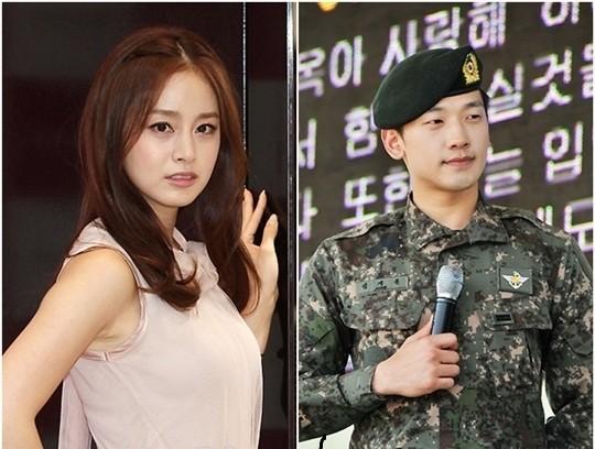 Bi Rain, ảnh nude, người tình, Kim Tae Hea