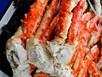 Bất ngờ 1,4 triệu đồng/kg chân cua Hoàng đế Alaska