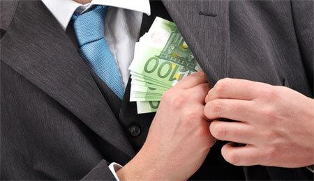 TQ tìm ra 37kg vàng ở nhà quan tham