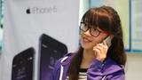 iPhone 6 chính hãng báo giá, bóp nghẹt hàng xách tay