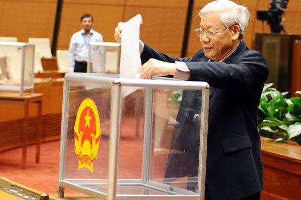 QH lấy xong phiếu tín nhiệm 50 chức danh