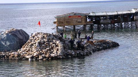 Đấu tranh bảo vệ quyền lợi biển chính đáng
