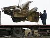 Hình ảnh Hà Lan dọn dẹp xác máy bay MH17