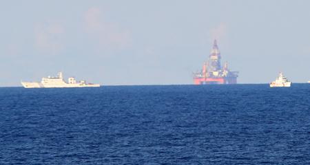 biển Đông, Trung Quốc, Philippines, học giả, Việt Nam, giàn khoan, chứng lý chủ quyền, hải quân, cường quốc, Mỹ