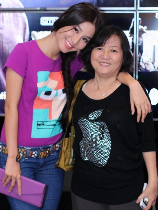 Diễm My: 'Không có tham vọng làm ngọc nữ như Hà Tăng'