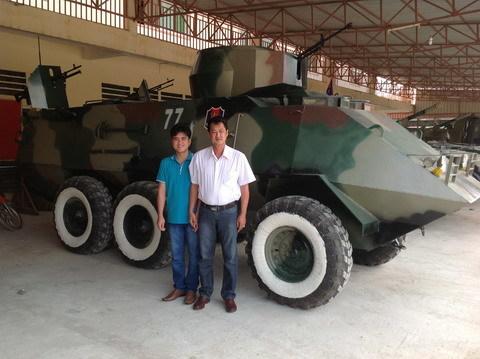 Trung tướng Campuchia nói về ông Hải 'máy bay'