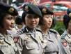 Indonesia kiểm tra trinh tiết tân binh cảnh sát