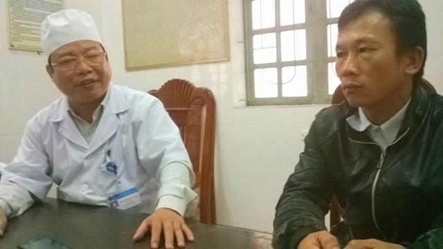 Giãi bày của bác sỹ để quên kim trong bụng bệnh nhân