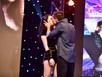 Trương Ngọc Ánh 'khóa môi' người tình công khai trên sân khấu