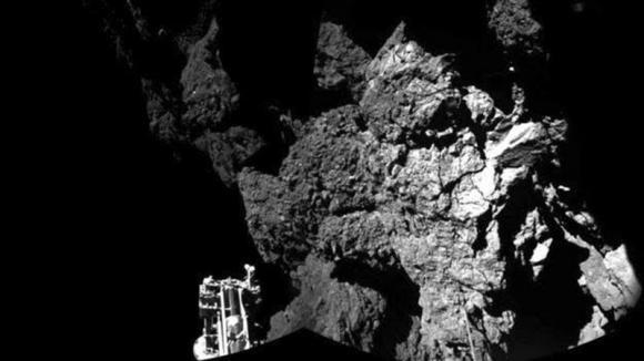 sao chổi, Philae, đổ bộ, phát hiện, phần tử carbon, sự sống