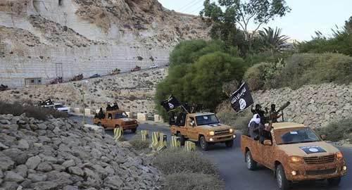 IS lan tới Libya, gieo chết chóc tang thương