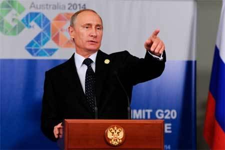 Putin ca ngợi Australia dù bị đối xử lạnh lùng
