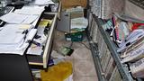 Phòng Nội vụ bị trộm bẻ khóa, lục tung hồ sơ