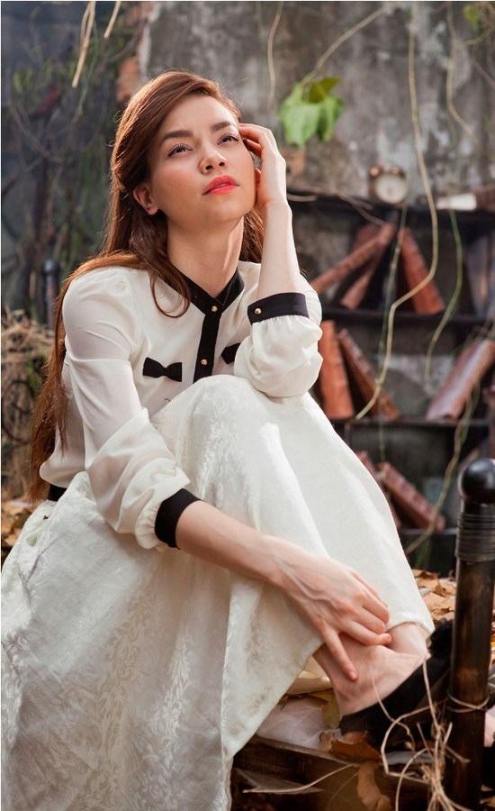 Hồ Ngọc Hà, Hà Hồ, Nữ hoàng giải trí, ca sĩ, thời trang, liveshow