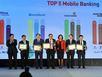 VietinBank nhận 2 giải My Ebank 2014