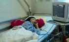 Cô dâu của đám cưới cổ tích suy kiệt trong bệnh viện vì mất chồng